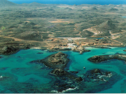 Isla de Lobos en Catamaran Lanzarote