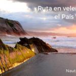 ruta en velero por el pais vasco
